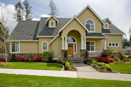 curb appeal tips on a budget