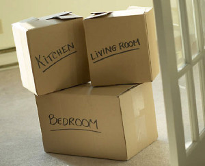 boxs for moving photo