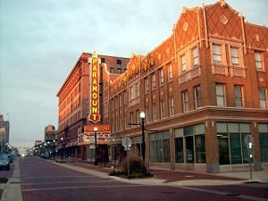 Paramount Theater Anderson Indiana